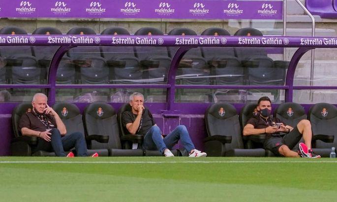 Кіке Сетьєн: Ми робимо все можливе, але Реал виграє всі матчі