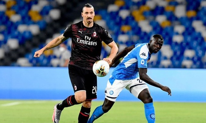 Серия А. Наполи - Милан 2:2. Много, но недостаточно
