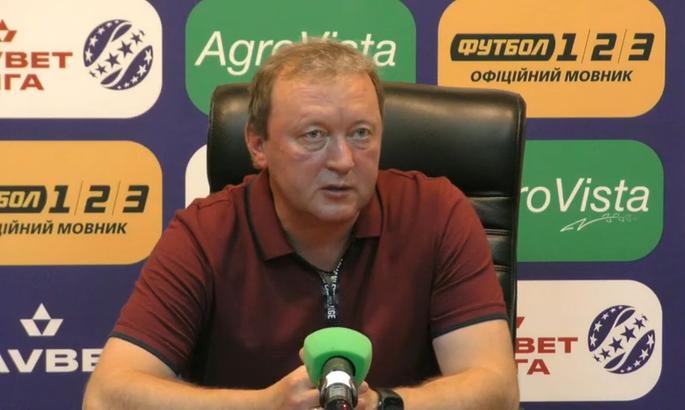 Наставник Олександрії: Ми ризикнули, а Динамо не створило багато моментів, щоб нас переграти