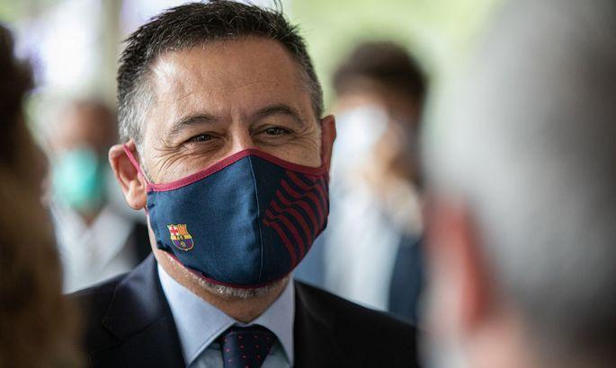 Бартомеу – про назначение Хави, финиш Месси и переговоры Барселоны с Лаутаро Мартинесом