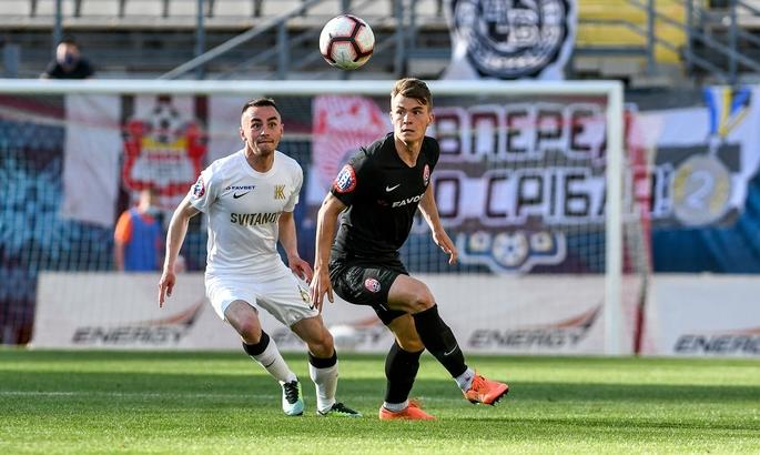 Владислав Кочергин: Мы настроены решительно на матчи против Динамо и Десны