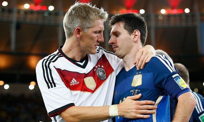 Единственный финал Лео. Шесть лет назад Германия стала Чемпионом Мира