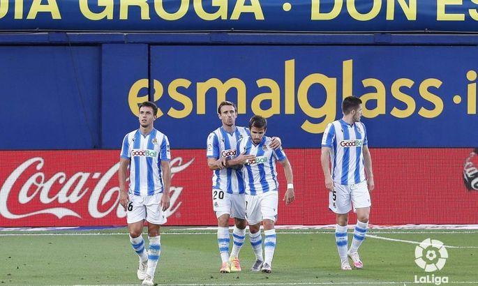 Кубок Іспанії. 1/16-а фіналу. Реал Сосьєдад спокійно йде далі, Атлетік пововтузився з Ейвіссою