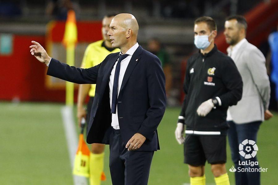 Примера. 36-й тур. Гранада - Реал 1:2. К чемпионству с нечемпионской игрой - изображение 4