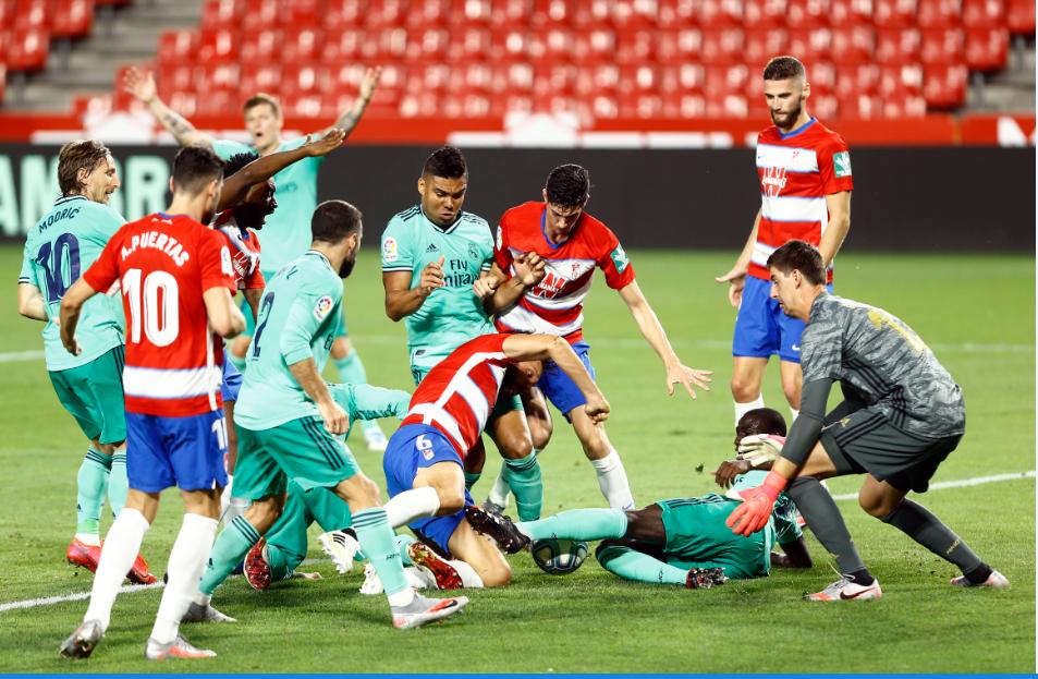 Примера. 36-й тур. Гранада - Реал 1:2. К чемпионству с нечемпионской игрой - изображение 3