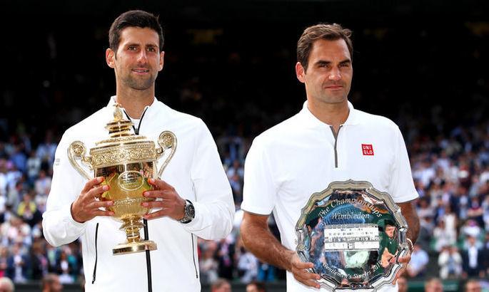 День, ставший историей: год назад Джокович сокрушил Федерера в финале Уимблдона