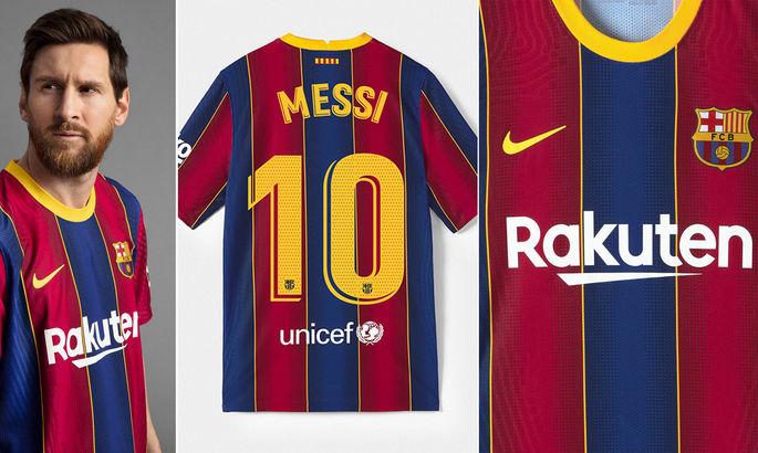 Вдохновлена золотой эрой клуба: Барселона представила новую форму на следующий сезон