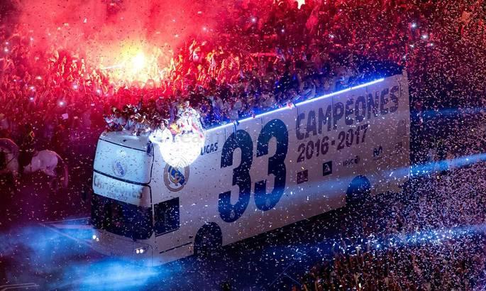 Реал закликає уболівальників не влаштовувати святкувань, якщо клуб виграє чемпіонат