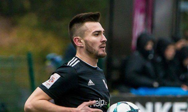 Украинский защитник Нымме Калью попал в сборную тура чемпионата Эстонии