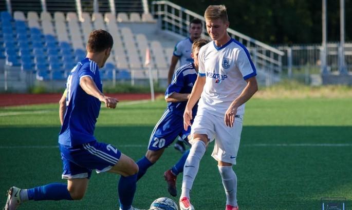 Первая лига. Долгожданный гол Николаева не спасает от поражения от Кремня
