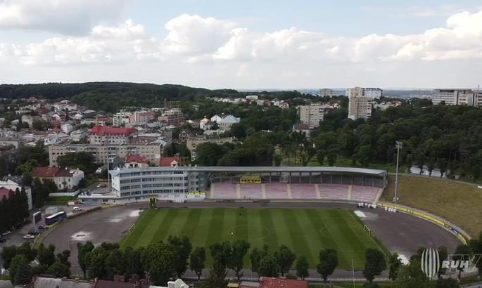 Рух вернулся из стадиона Винников во Львов