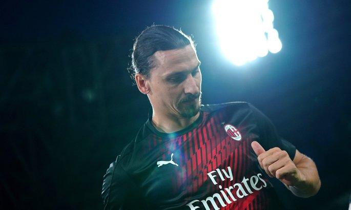 Круглая дата: Ибрагимович проводит сотую игру за Милан
