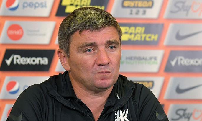Костишин: Нам пощастило, що ми з Шахтарем грали в таких погодних умовах