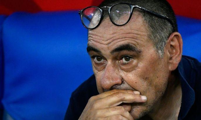 Лацио ведет переговоры с Сарри. Маурицио хочет 4 млн