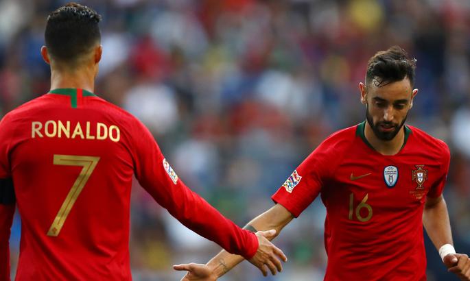 Бруну Фернандеш: Роналду - самый техничный игрок