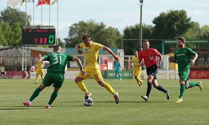 КДК УАФ проверит на естественность действия арбитра Бондаря в матче Ингулец - Прикарпатье