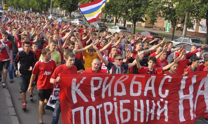 Горняк согласился предоставить базу и все необходимое для возрождения Кривбасса