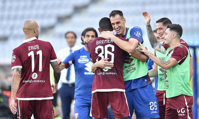Серия А. Шесть очков Интера и Торино