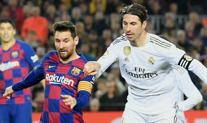 Барселона поздравила Реал с чемпионством – мадридцы обогнали каталонцев по количеству трофеев