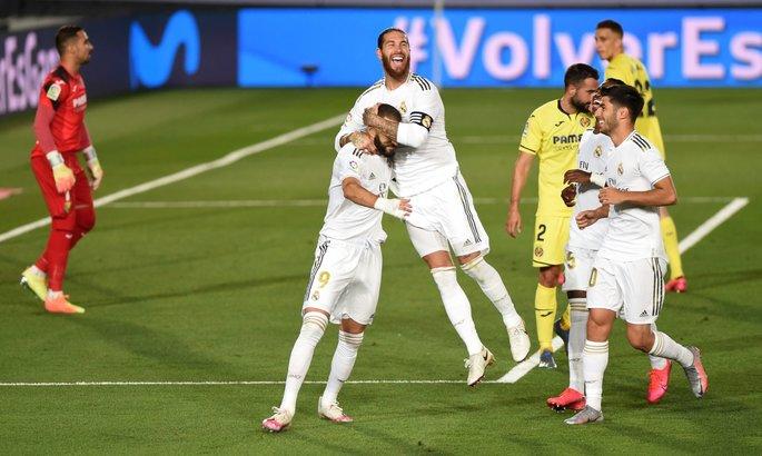 Вильярреал - Реал. Где и когда смотреть онлайн LIVE прямую видеотрансляцию матча Ла Лиги