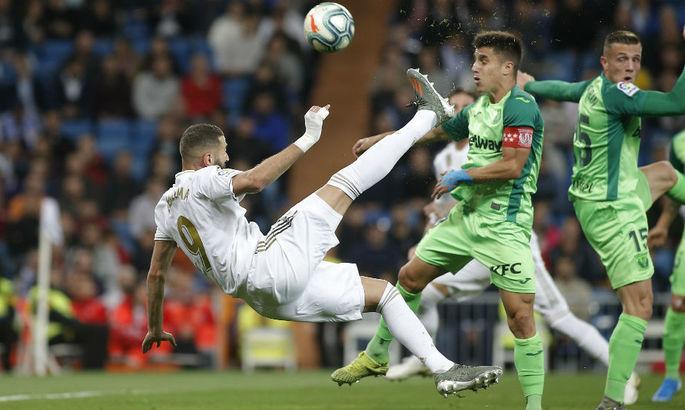 Леганес - Реал. Анонс и прогноз на матч Примеры