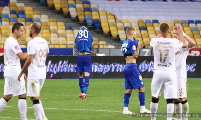 Почти провал Динамо, третье место Волыни, триумф Лэмпарда. Главные новости за 19 июля