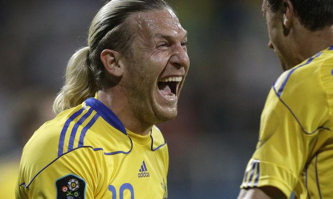 Воронин: Искренне люблю свою страну. Ждал и надеялся вернуться в сборную Украины