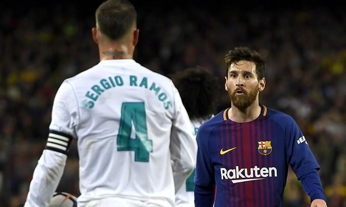 Бензема, Рамос и Месси вошли в сборную сезона Ла Лиги от Marca