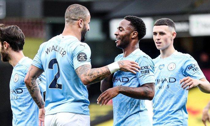 Уотфорд - Манчестер Сити 0:4. Видео голов и обзор матча