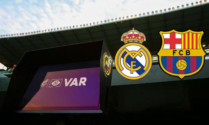 Реал – лидер чемпионата Испании по числу принятых в пользу клуба решений арбитров
