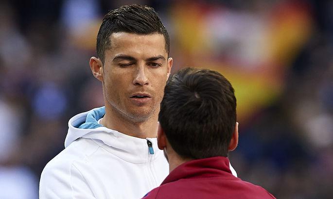 Внук Джанни Аньелли – про Роналду: Дорогая Барселона! Золотой мяч получил бы настоящий чемпион