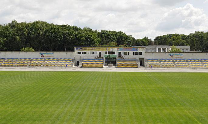 Собуцький заявив, що влада Волочиська блокує реконструкцію стадіону
