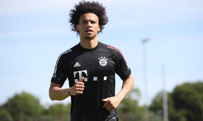 Сане: Вижу реальный шанс выиграть Лигу чемпионов с Баварией