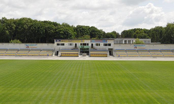 УАФ временно забанила стадион Агробизнеса