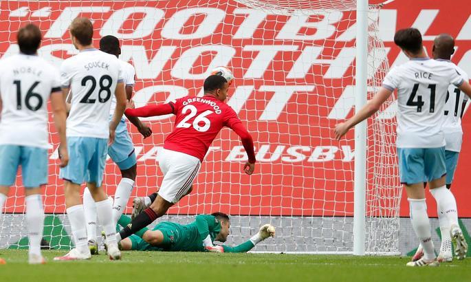 Манчестер Юнайтед - Вест Хэм 1:1. Когда не хватает сил - изображение 1