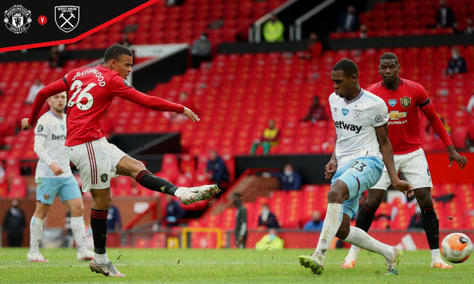 Ничья ценой в бронзу? Манчестер Юнайтед - Вест Хэм 1:1. Видео голов и обзор матча