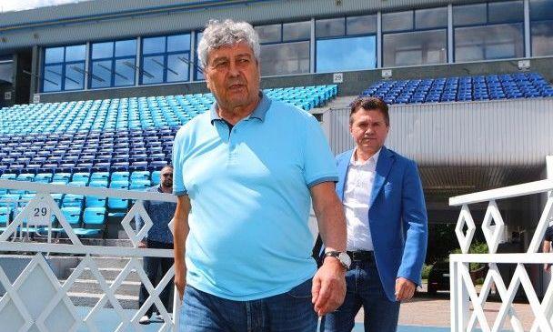 Луческу в Динамо – видео презентации нового главного тренера киевлян