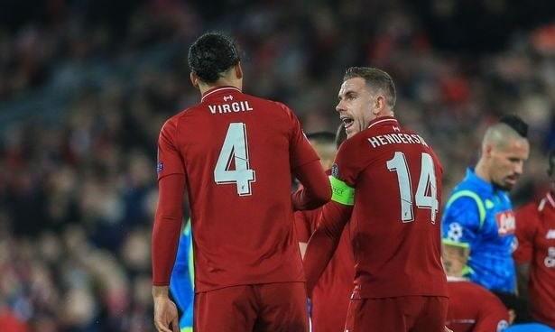 Капитан Ливерпуля назвал ван Дейка лучшим защитником в мире