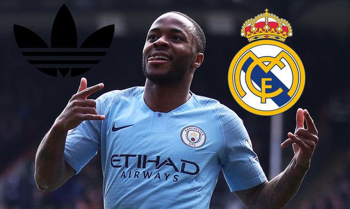 Adidas собирается предложить лидеру Манчестер Сити огромный контракт и продвинуть трансфер в Реал
