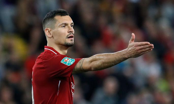 Защитник Ливерпуля перебирается в Россию