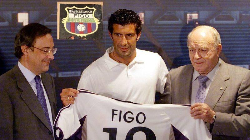 Первая сделка Переса: сегодня 20 лет переходу Фигу из Барсы в Реал - изображение 2