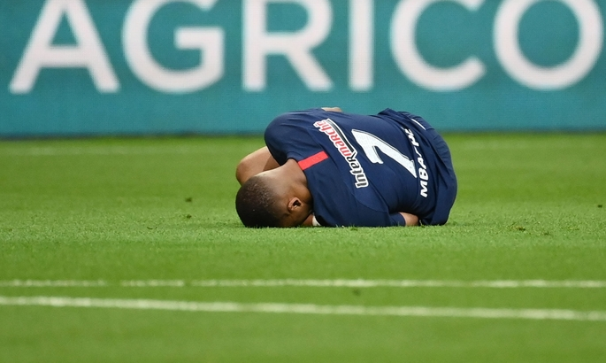 Мбаппе получил травму в финале кубка Франции, а сам инцидент перерос в потасовку между игроками