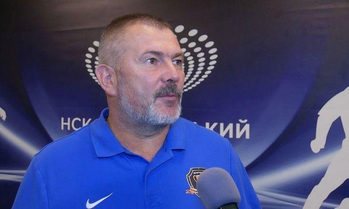 Юрий Береза: Задача Днепра-1 на следующий сезон - это прямое попадание в Лигу Европы