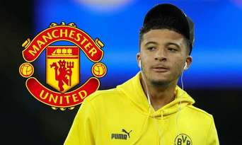 Боруссия Дортмунд отказала Манчестер Юнайтед в трансфере Санчо за 98 миллионов евро