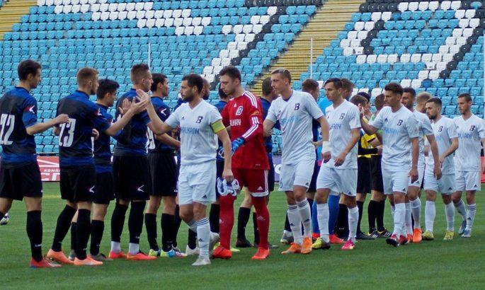 Черноморец - Балканы. Областное дерби получится результативным - прогноз на матч Первой лиги