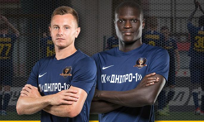 Папа Гуйе и Алексей Чичиков покидают Днепр-1
