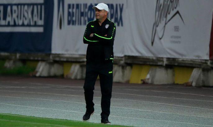 Шахтер Вернидуба продолжает удерживать лидерство в чемпионате Беларуси