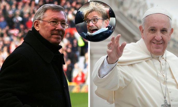 Клопп: Завтрак с Алексом Фергюсоном – это как встреча с Папой Римским