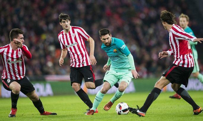 Marca: Месси – лучший дриблер Ла Лиги в сезоне-2019/20