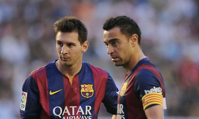 Хави: Сможет ли Месси выступить на ЧМ-2022? Лео будет играть столько, сколько сам захочет